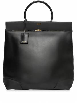 Burberry 'Portrait Society' Shopper - Schwarz von Burberry