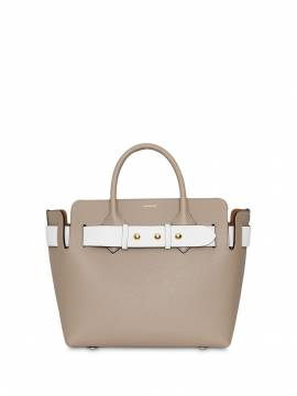 Burberry 'The Small' Handtasche - Grau von Burberry