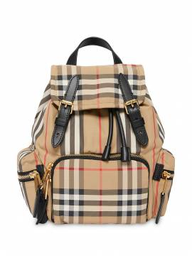 Burberry 'The Small' Rucksack - Nude von Burberry