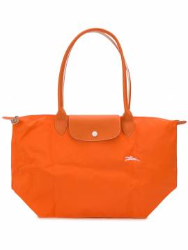Longchamp Großer 'Le Pliage Club' Shopper - Orange von Longchamp