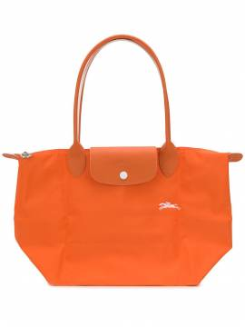 Longchamp Kleiner 'Le Pliage' Shopper - Orange von Longchamp