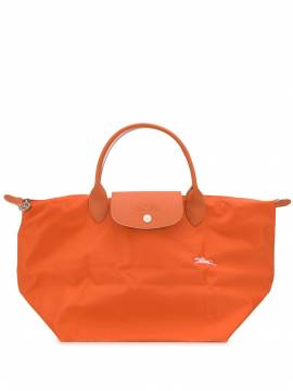 Longchamp 'Le Pliage Club' Shopper - Orange von Longchamp