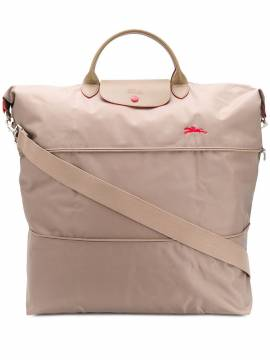 Longchamp 'Le Pliage Club Travel' Reisetasche - Nude von Longchamp