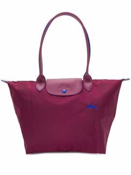 Longchamp 'Le Pliage L' Shopper - Lila von Longchamp