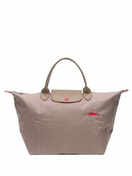 Longchamp 'Le Pliage L' Shopper - Nude von Longchamp