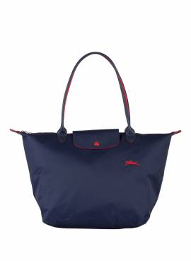 Longchamp Shopper Le Pliage Club L blau von Longchamp