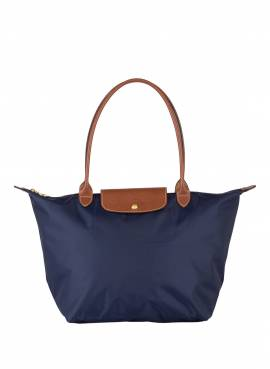Longchamp Shopper Le Pliage L blau von Longchamp