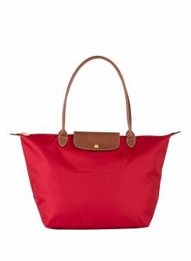 Longchamp Shopper Le Pliage L rot von Longchamp