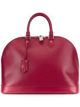 Louis Vuitton Alma GM Handtasche - Rot von Louis Vuitton