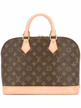 Louis Vuitton pre-owned Alma tote - Braun von Louis Vuitton