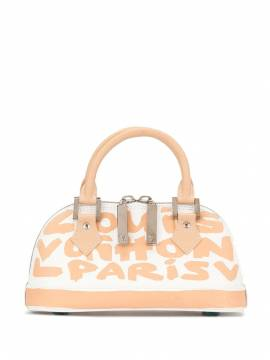 Louis Vuitton PM Alma Handtasche - Nude von Louis Vuitton