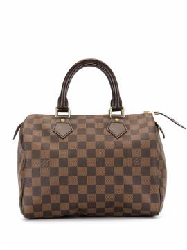 Louis Vuitton 'Speedy 25' Handtasche - Braun von Louis Vuitton