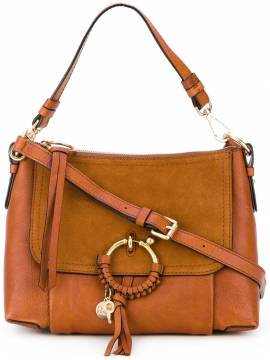 See By Chloé 'Joan' Schultertasche - Braun von See By Chloé