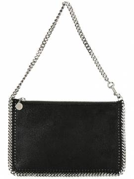 Stella McCartney 'Falabella' Clutch - Schwarz von Stella McCartney