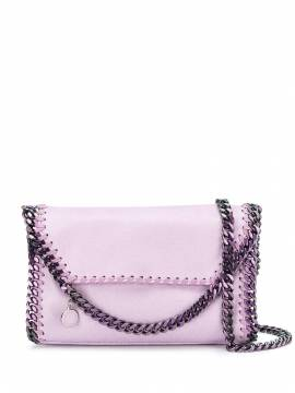 Stella McCartney Falabella crossbody bag - Lila von Stella McCartney
