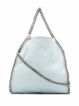 Stella McCartney Mini 'Falabella' Handtasche - Blau von Stella McCartney
