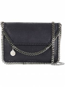 Stella McCartney Mini 'Falabella' Schulertasche - Blau von Stella McCartney