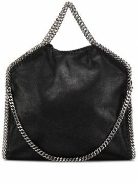 Stella McCartney large Falabella tote - Schwarz von Stella McCartney